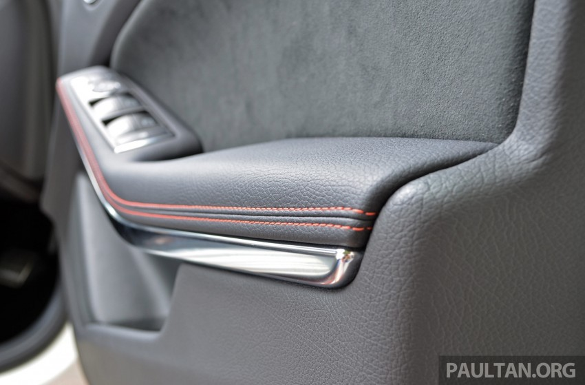 Mercedes-Benz A-Class launched – A 200, A 250 Sport Image #183249