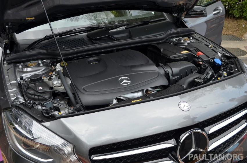Mercedes-Benz A-Class launched – A 200, A 250 Sport Image #183250