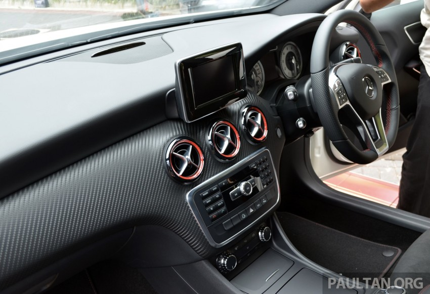 Mercedes-Benz A-Class launched – A 200, A 250 Sport Image #183251