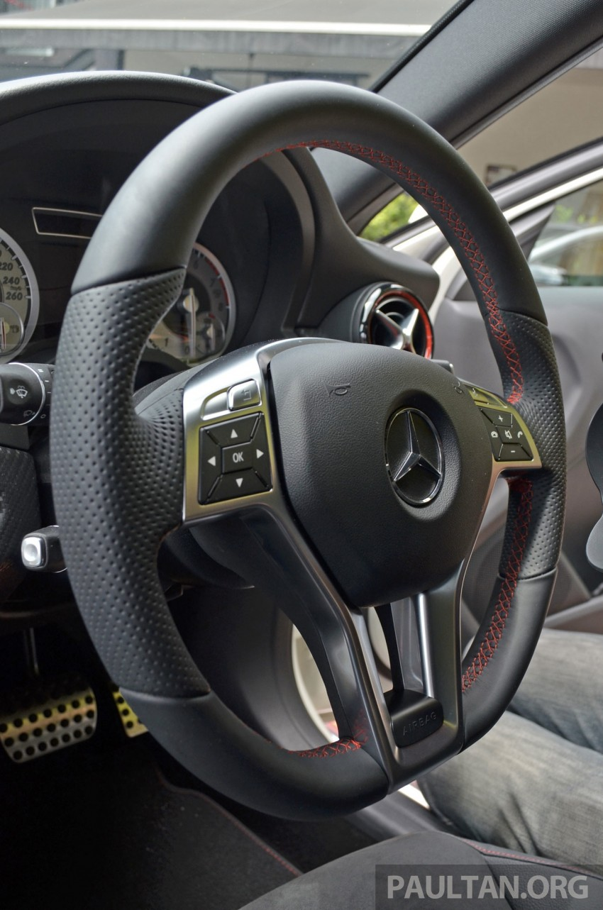 Mercedes-Benz A-Class launched – A 200, A 250 Sport Image #183265