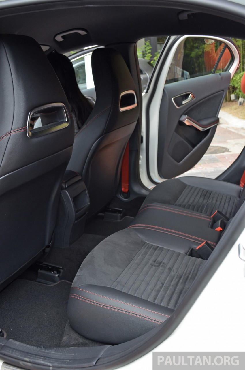 Mercedes-Benz A-Class launched – A 200, A 250 Sport Image #183267