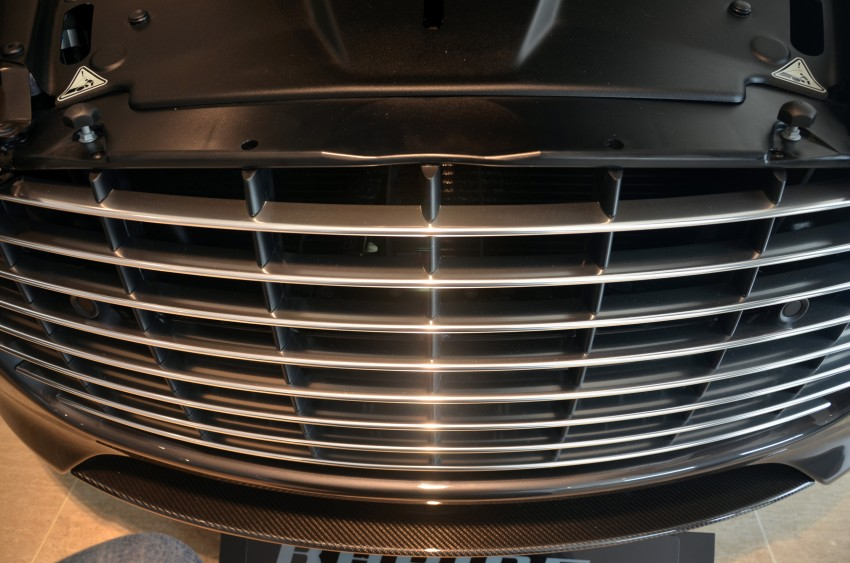 Aston Martin Rapide S introduced – from RM1.9 mil Image #182320