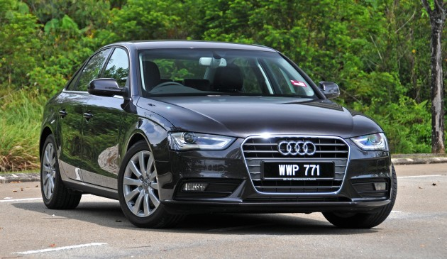 Audi A4 1 8 Tfsi Gets Rm38k Worth Of Free Upgrades