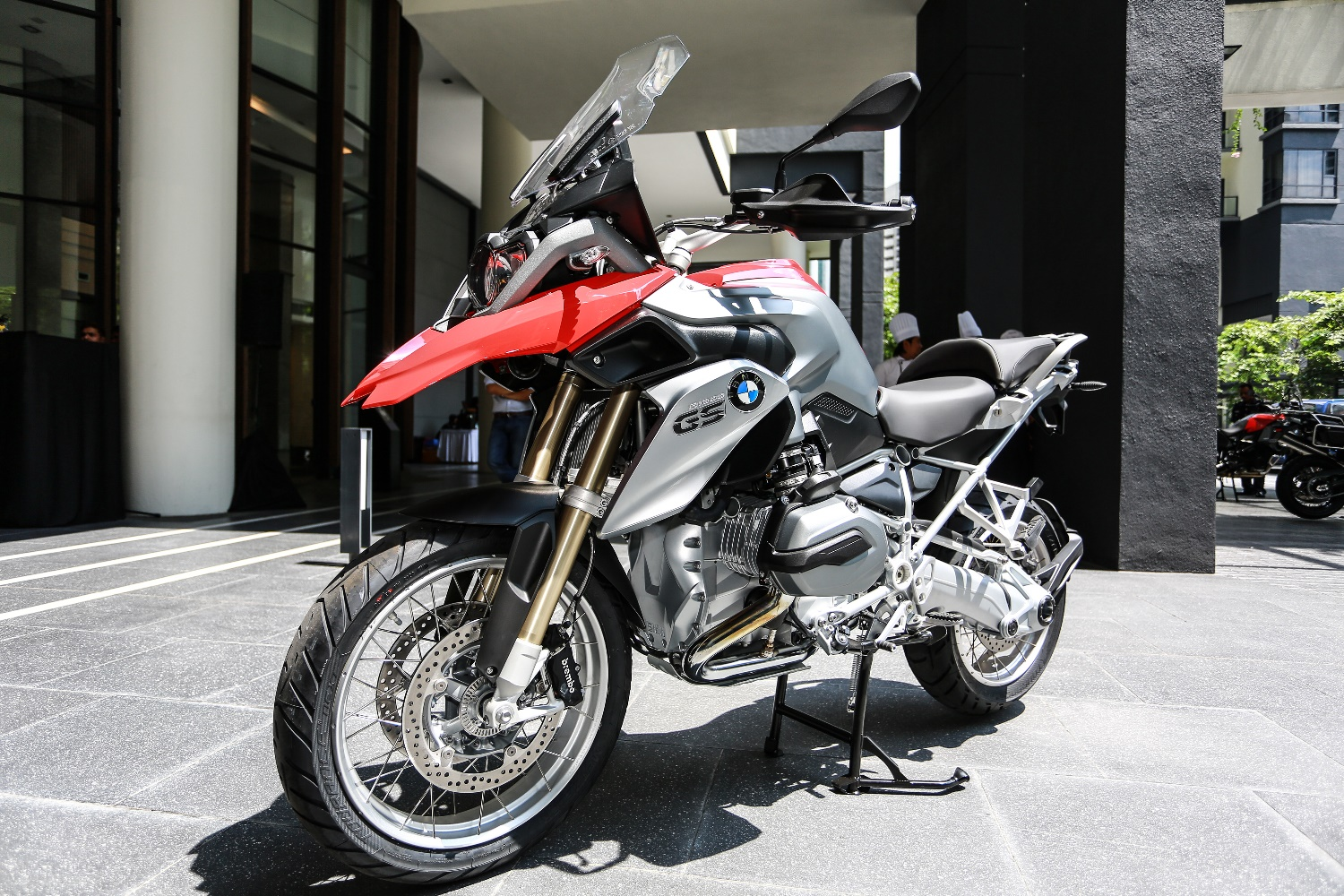 new bmw r 1200 gs now in malaysia from rm125k. Black Bedroom Furniture Sets. Home Design Ideas