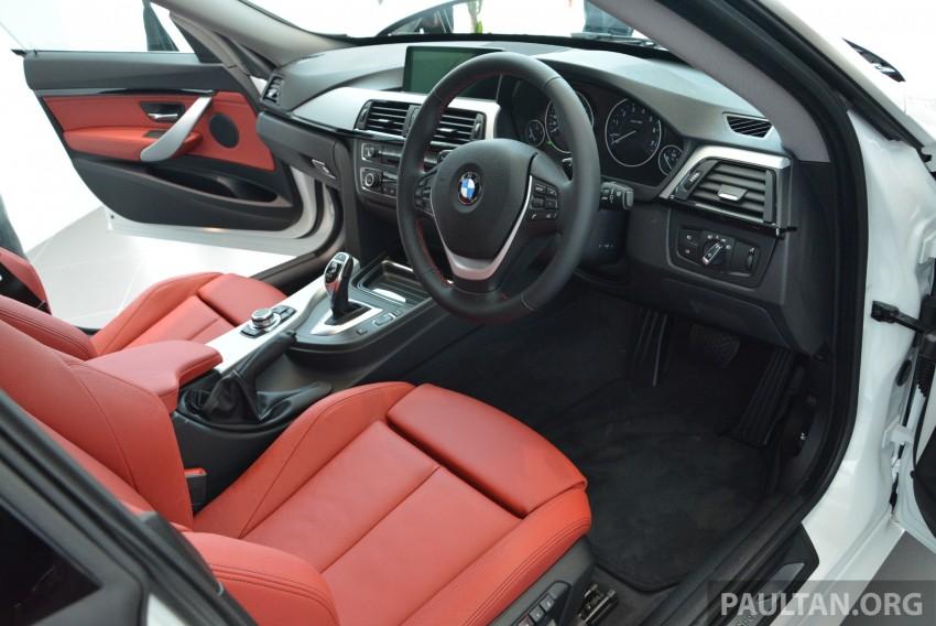 BMW 3 Series Gran Turismo debuts: 328i GT, RM349k Image #179035