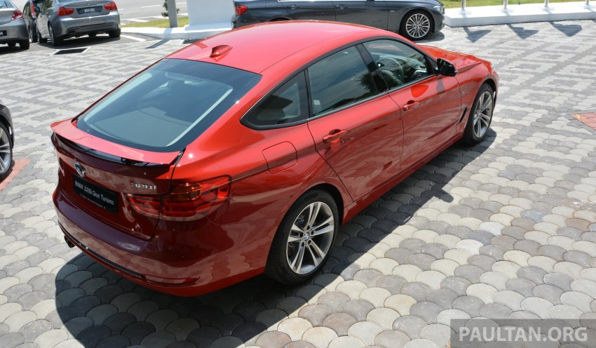 BMW 3 Series Gran Turismo debuts: 328i GT, RM349k Image #179039