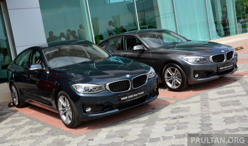 BMW 3 Series Gran Turismo debuts: 328i GT, RM349k Image #179026