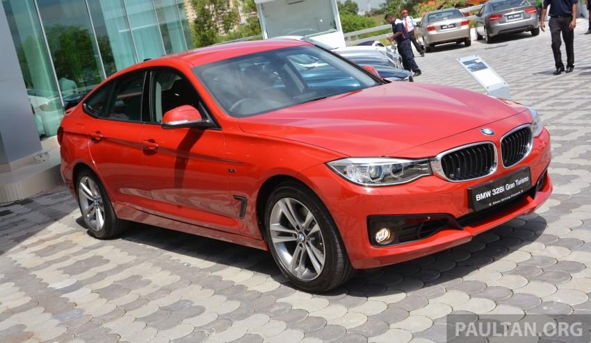 BMW 3 Series Gran Turismo debuts: 328i GT, RM349k Image #179027