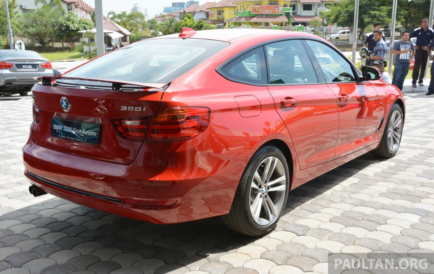 BMW 3 Series Gran Turismo debuts: 328i GT, RM349k Image #179028
