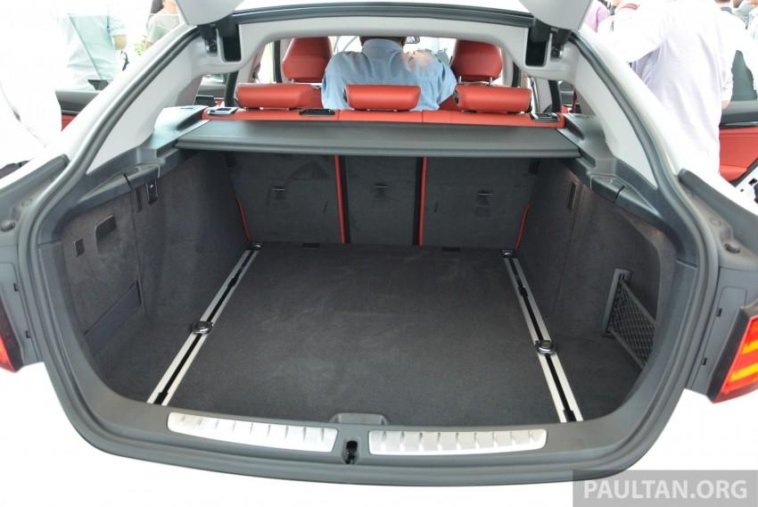 BMW 3 Series Gran Turismo debuts: 328i GT, RM349k Image #179029