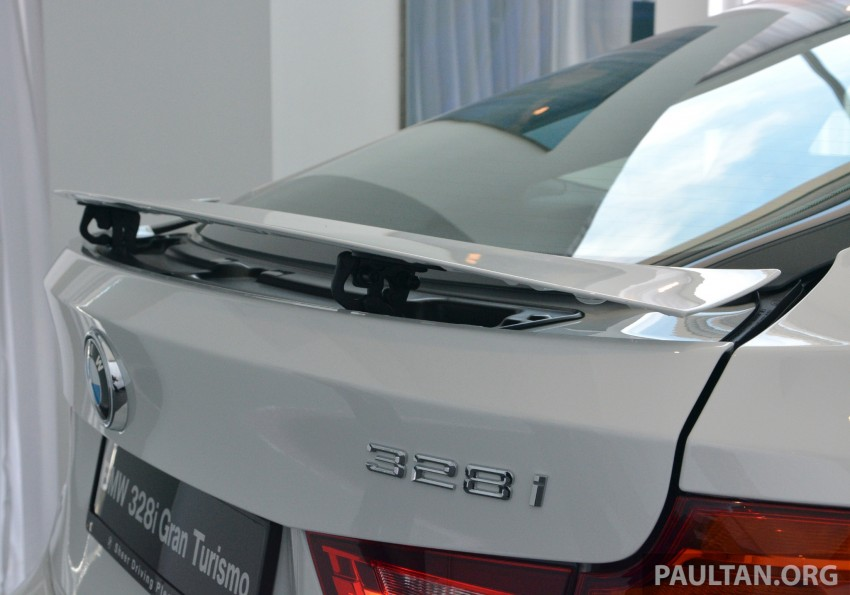 BMW 3 Series Gran Turismo debuts: 328i GT, RM349k Image #179030