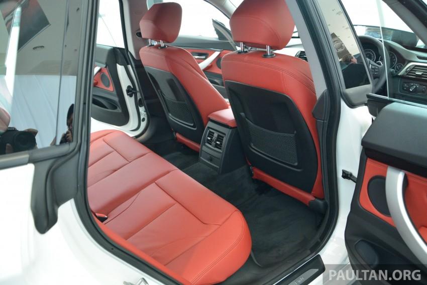 BMW 3 Series Gran Turismo debuts: 328i GT, RM349k Image #179033