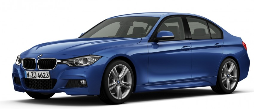 F30 BMW 320d and 328i M Sport now in Malaysia Image #196848