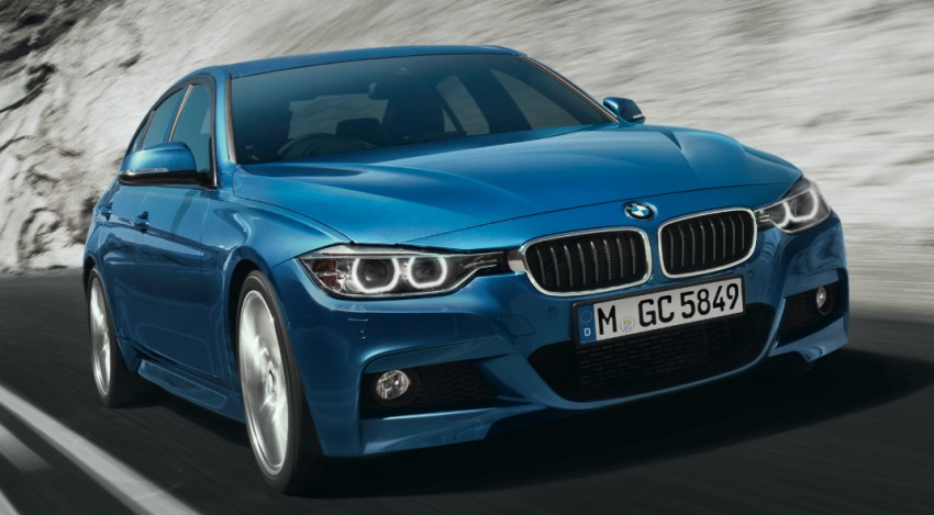 F30 BMW 320d and 328i M Sport now in Malaysia Image #196850