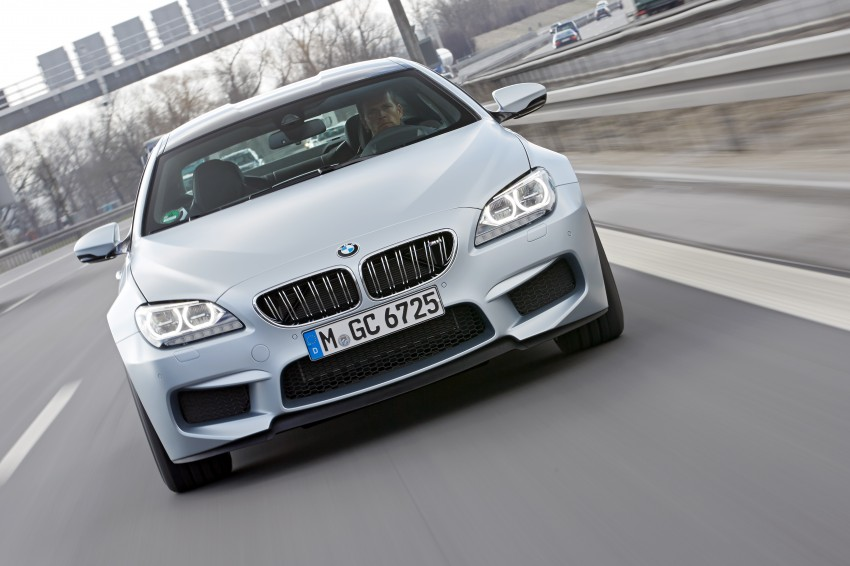 BMW M6 Gran Coupe officially launched – RM999,800 Image #182880
