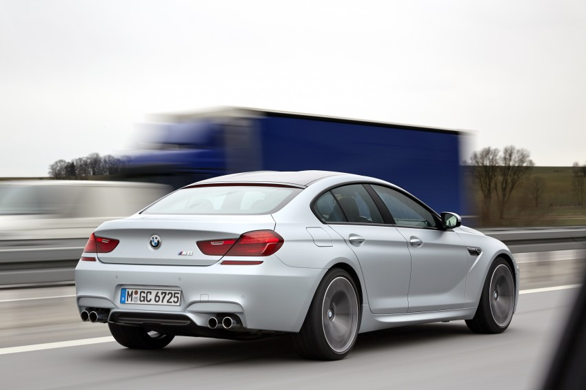 BMW M6 Gran Coupe officially launched – RM999,800 Image #182882