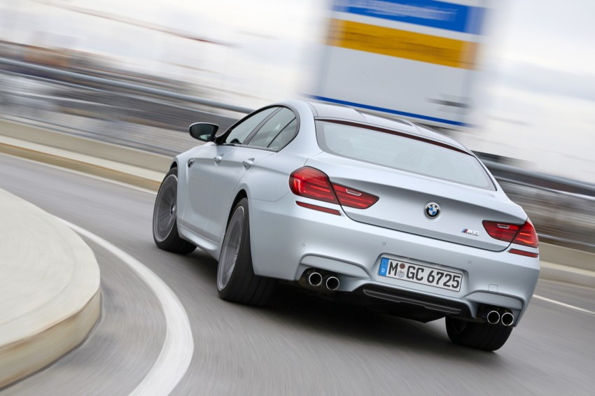 BMW M6 Gran Coupe officially launched – RM999,800 Image #182883