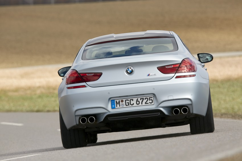 BMW M6 Gran Coupe officially launched – RM999,800 Image #182884