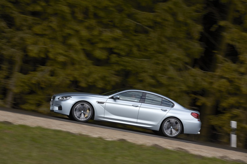BMW M6 Gran Coupe officially launched – RM999,800 Image #182885