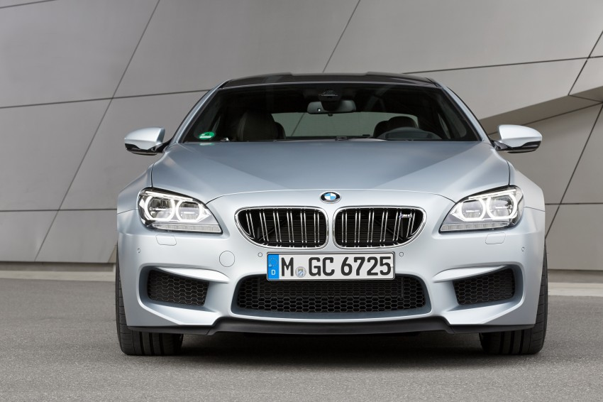 BMW M6 Gran Coupe officially launched – RM999,800 Image #182886
