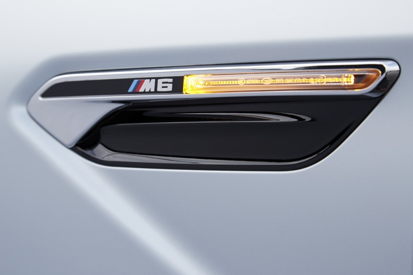 BMW M6 Gran Coupe officially launched – RM999,800 Image #182889