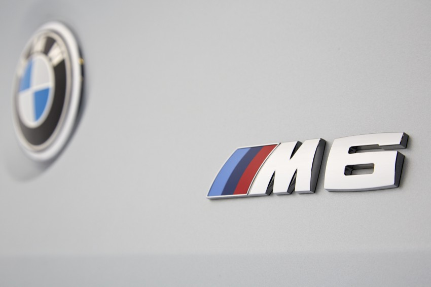 BMW M6 Gran Coupe officially launched – RM999,800 Image #182892