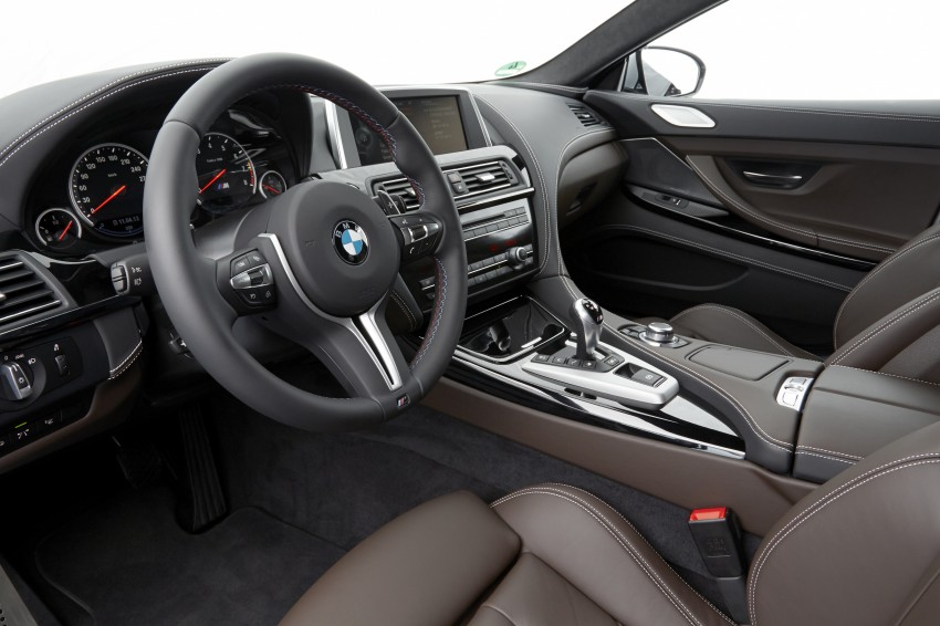 BMW M6 Gran Coupe officially launched – RM999,800 Image #182895