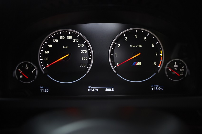 BMW M6 Gran Coupe officially launched – RM999,800 Image #182905