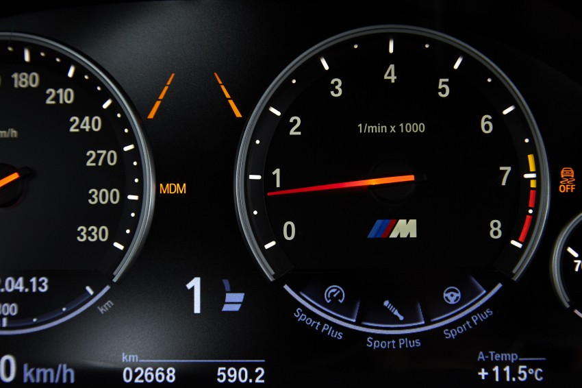 BMW M6 Gran Coupe officially launched – RM999,800 Image #182906