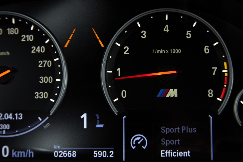 BMW M6 Gran Coupe officially launched – RM999,800 Image #182907