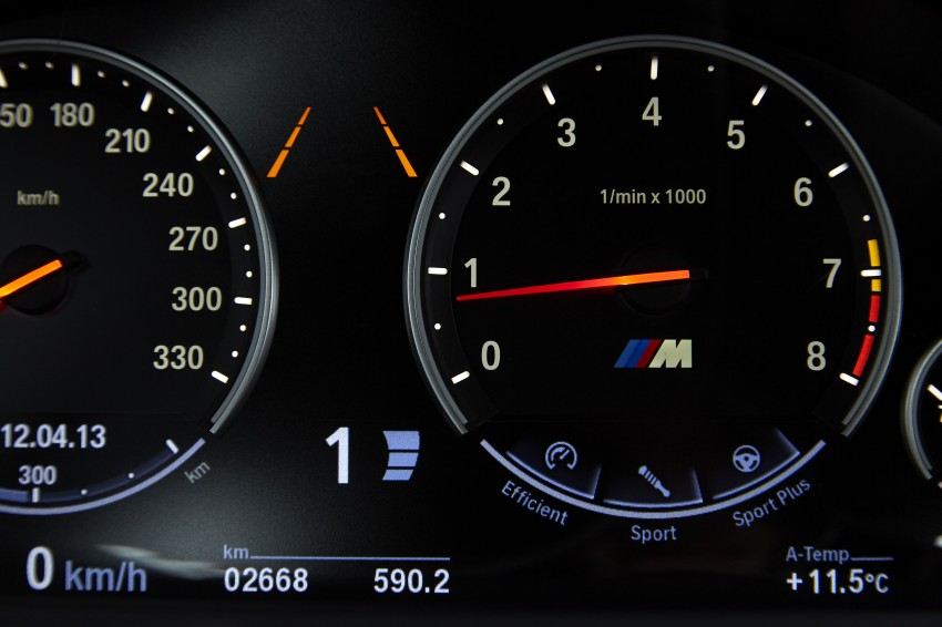 BMW M6 Gran Coupe officially launched – RM999,800 Image #182908