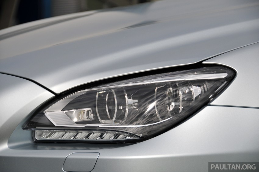 DRIVEN: New BMW M6 Gran Coupe tested in Munich Image #182023