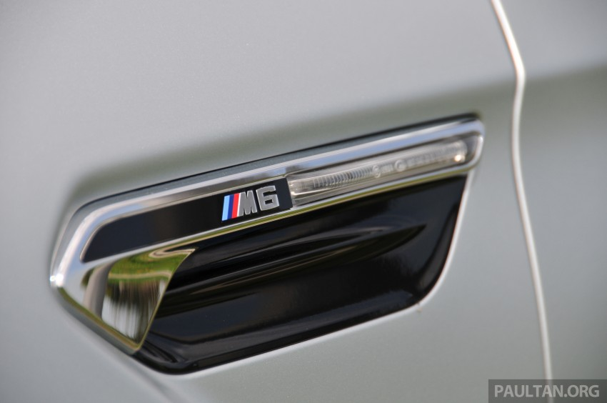 DRIVEN: New BMW M6 Gran Coupe tested in Munich Image #182028