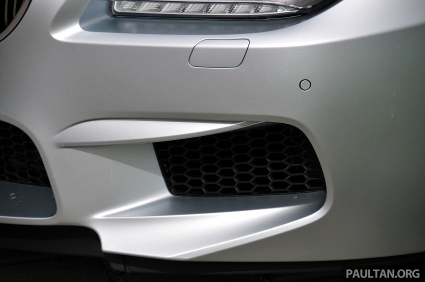 DRIVEN: New BMW M6 Gran Coupe tested in Munich Image #182036