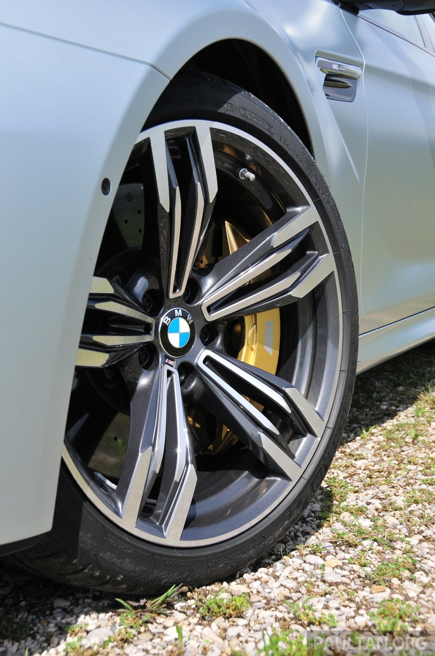 DRIVEN: New BMW M6 Gran Coupe tested in Munich Image #182044