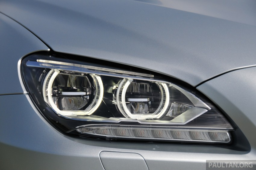 DRIVEN: New BMW M6 Gran Coupe tested in Munich Image #182046