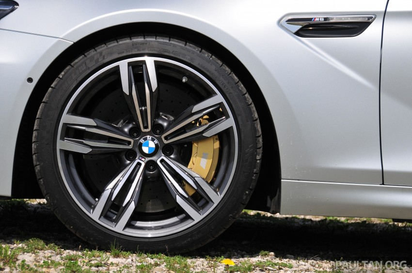 DRIVEN: New BMW M6 Gran Coupe tested in Munich Image #182049
