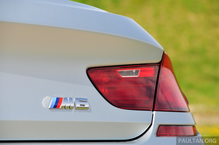 DRIVEN: New BMW M6 Gran Coupe tested in Munich Image #182051