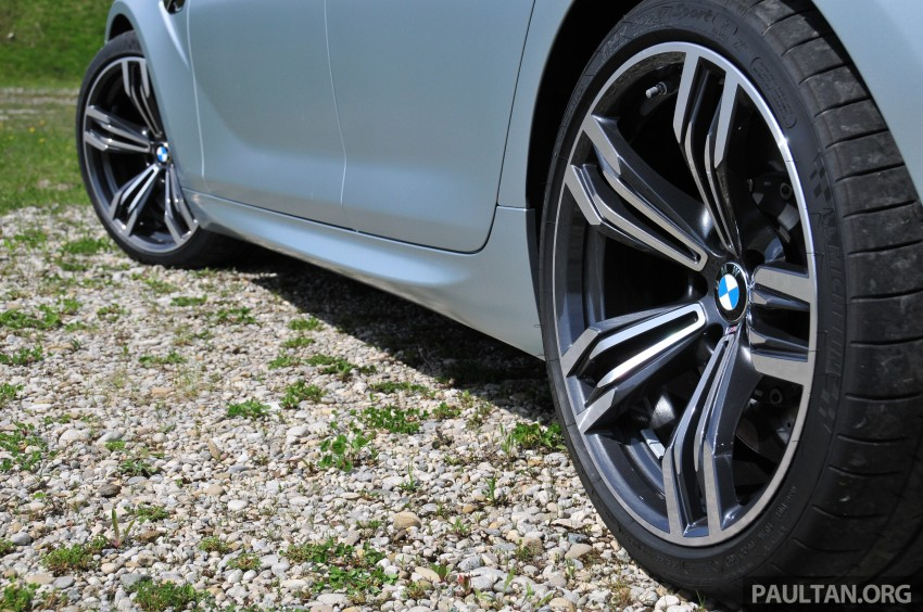 DRIVEN: New BMW M6 Gran Coupe tested in Munich Image #182054