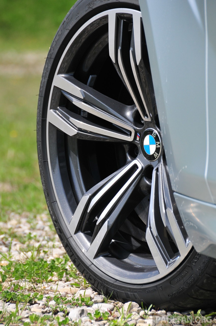 DRIVEN: New BMW M6 Gran Coupe tested in Munich Image #182055