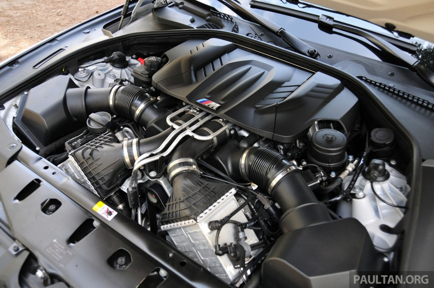 DRIVEN: New BMW M6 Gran Coupe tested in Munich Image #182058