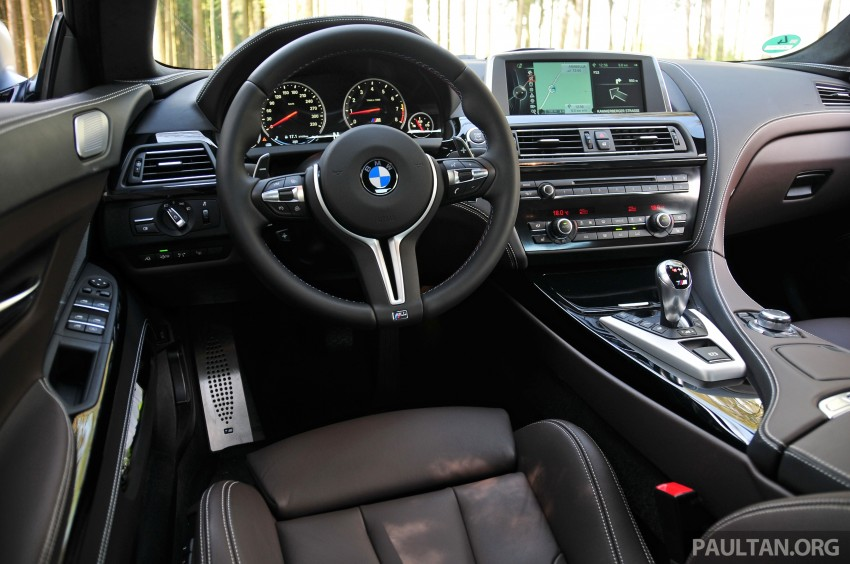 DRIVEN: New BMW M6 Gran Coupe tested in Munich Image #182063