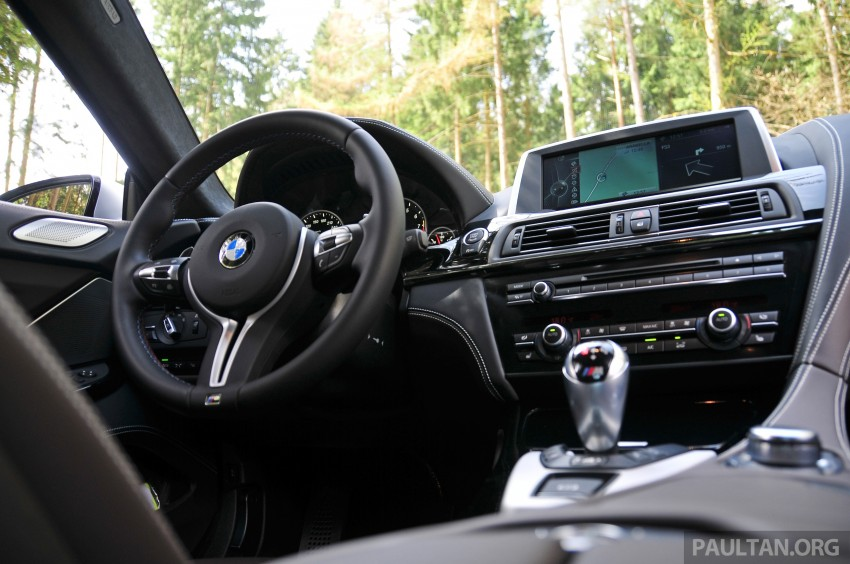 DRIVEN: New BMW M6 Gran Coupe tested in Munich Image #182067