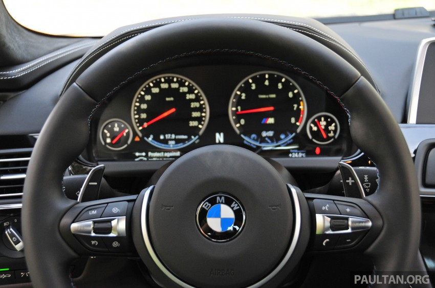 DRIVEN: New BMW M6 Gran Coupe tested in Munich Image #182082