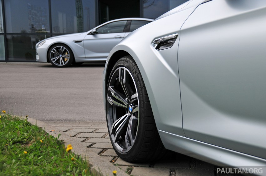 DRIVEN: New BMW M6 Gran Coupe tested in Munich Image #182091