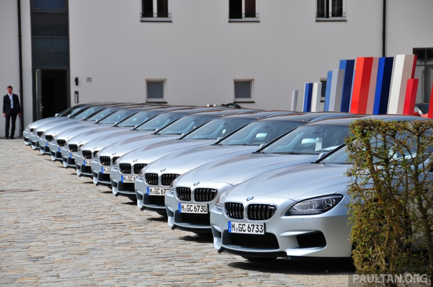 DRIVEN: New BMW M6 Gran Coupe tested in Munich Image #182099