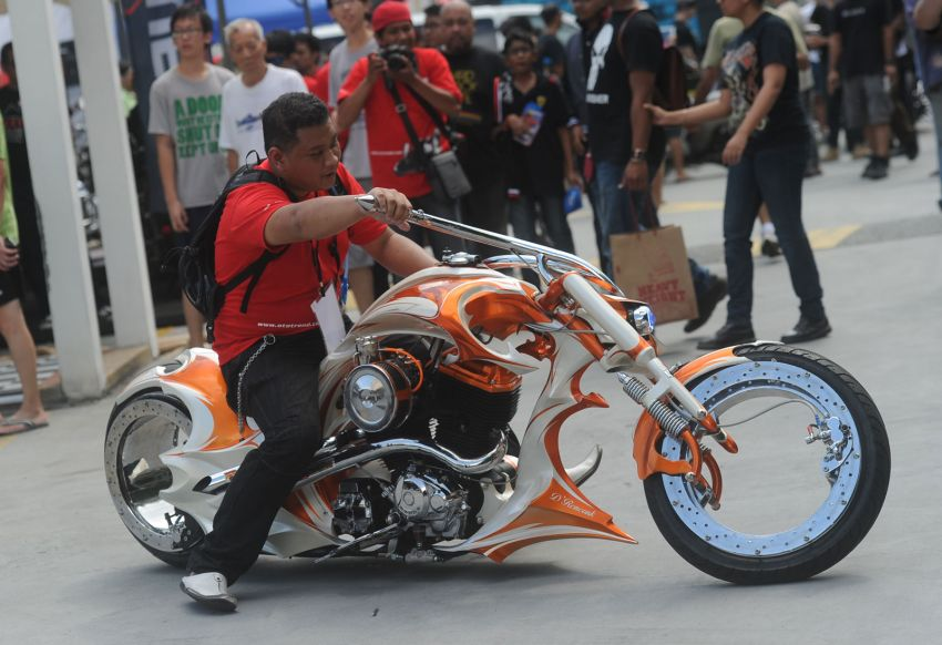 Cool machines from Art of Speed Malaysia 2013 Image #179746