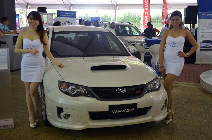 Subaru BRZ launched – six-speed auto, RM247k Image #180571