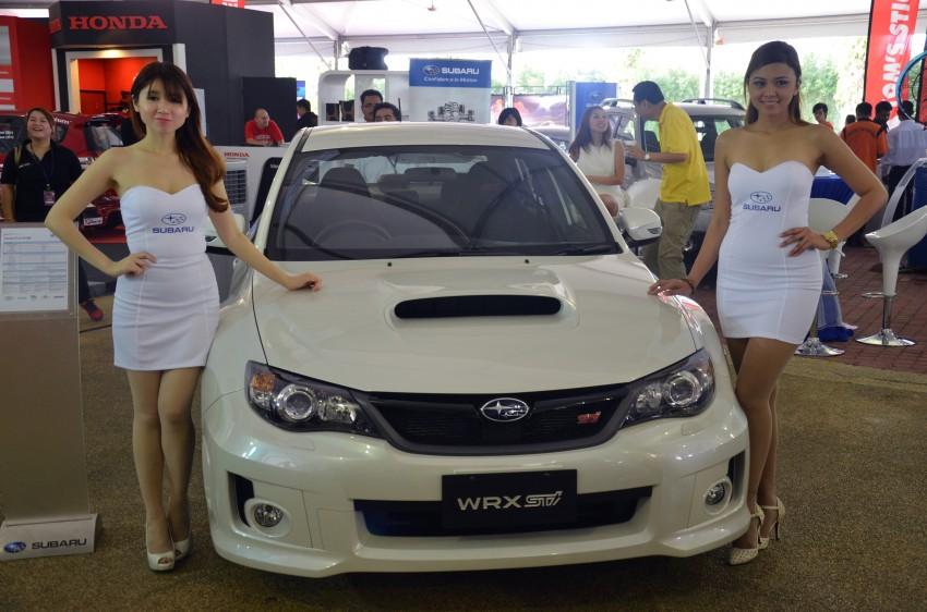 Subaru BRZ launched – six-speed auto, RM247k Image #180575