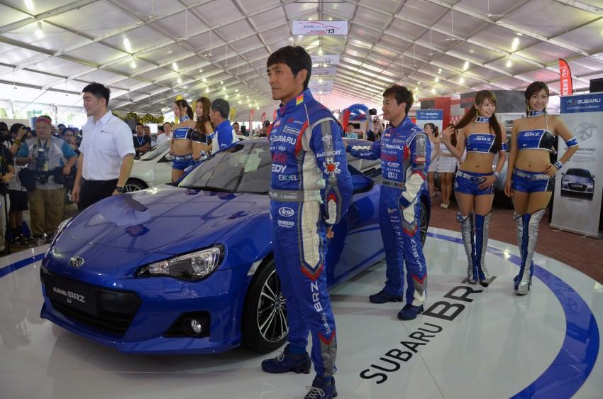 Subaru BRZ launched – six-speed auto, RM247k Image #180586